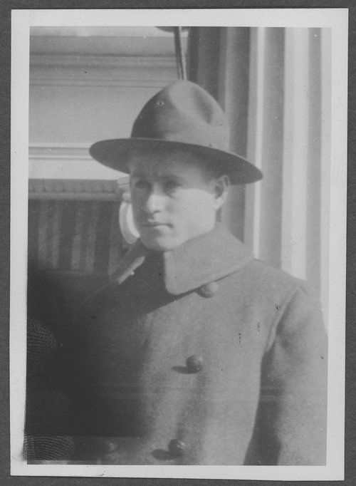 Ray McKay Oliver, World War I soldier - Page