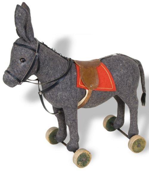 Steiff donkey - Page