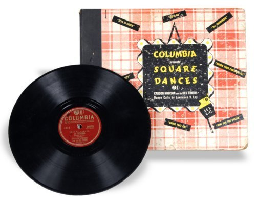 Square Dancing Records