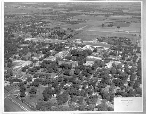 Pittsburg State University, Kansas - Page