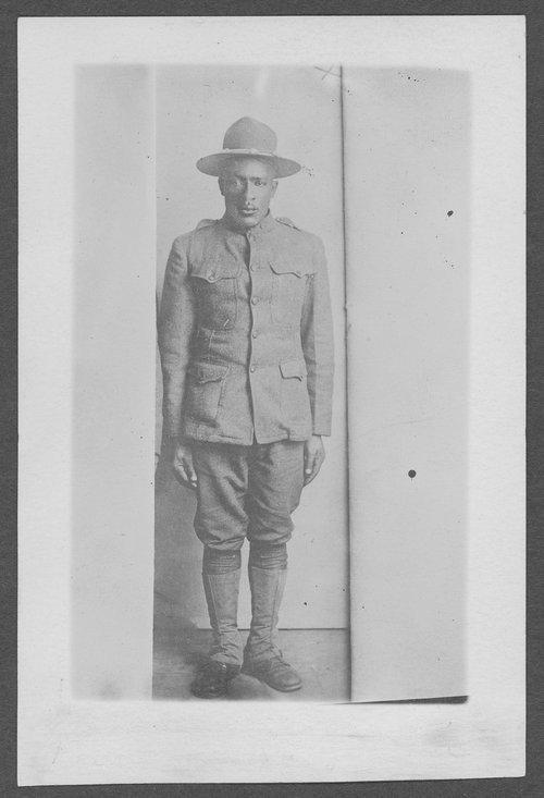 Frank Morford, World War I soldier - Page