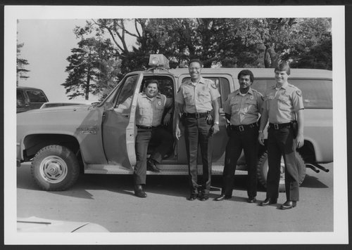 Security officers at Menninger Clinic in Topeka, Kansas - Page