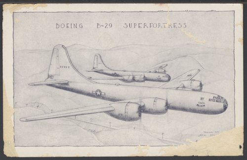 Boeing B-29 Superfortress - Page