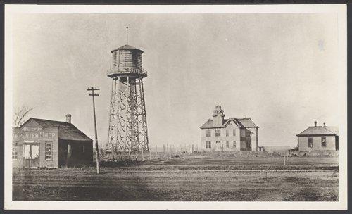 School in Phillipsburg, Kansas - Page