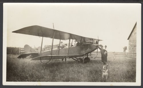 Airplane in Offerle, Kansas - Page
