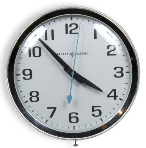 Wall clock - Page
