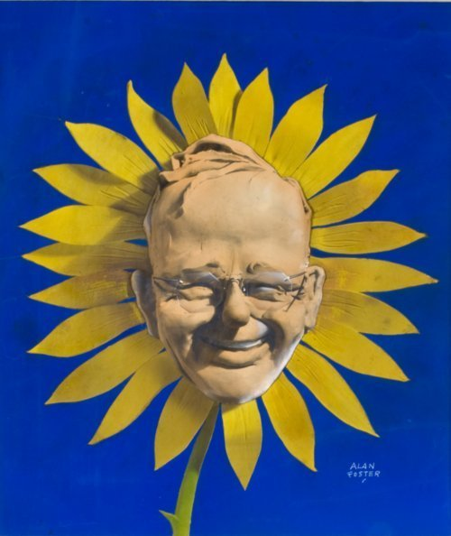 Alf Landon illustration - Page