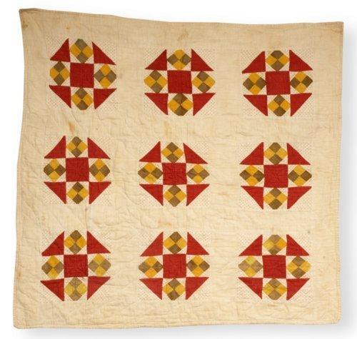 Prairie Queen baby quilt - Page