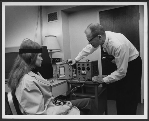 Biofeedback research and treatment at the Menninger Clinic, Topeka, Kansas - Page