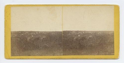 Lecompton Kansas. 338 miles west of St. Louis Mo. - Page