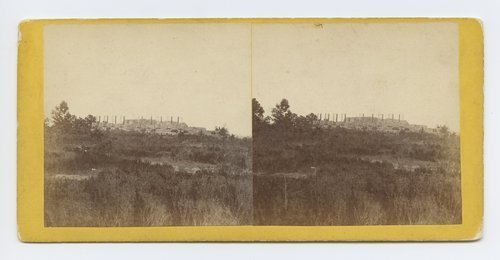 Statehouse, Lecompton, Kansas, 1867 - Page