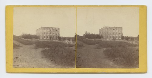 Lane University, Lecompton Kansas. 338 miles west of St. Louis Mo. - Page