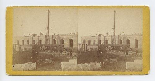 Kansas State Capitol building, Topeka, Kansas, 1867 - Page