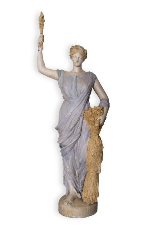 Ceres statue - Page