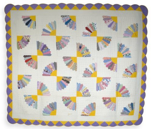 Friendship Fan quilt - Page