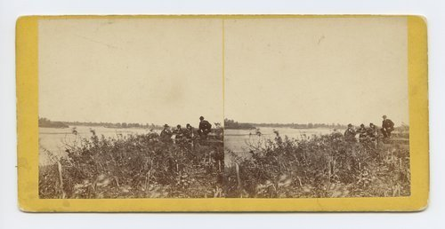 View on Kansas River, Topeka, Kansas. 351 miles west of St. Louis Mo. - Page