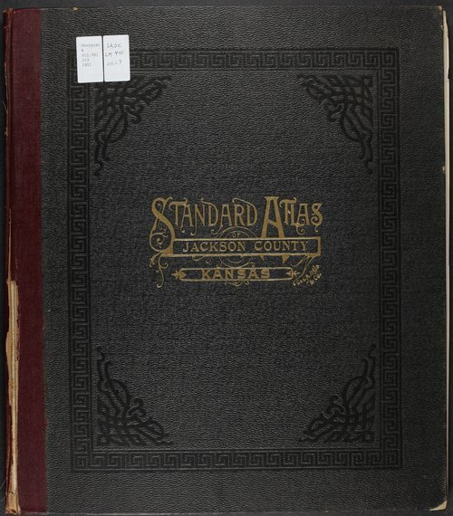 Standard atlas of Jackson County, Kansas - Page