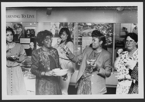 Nurses' Day Reception at Menninger Clinic in Topeka, Kansas - Page