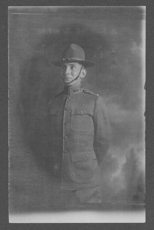 Roy E. Carr, World War I soldier - Page