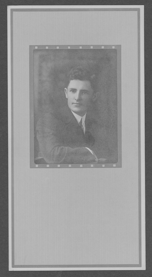 George Theodore Carson, World War I soldier - Page