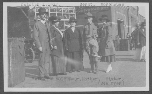 Edgar B. Morehouse, World War I soldier - Page