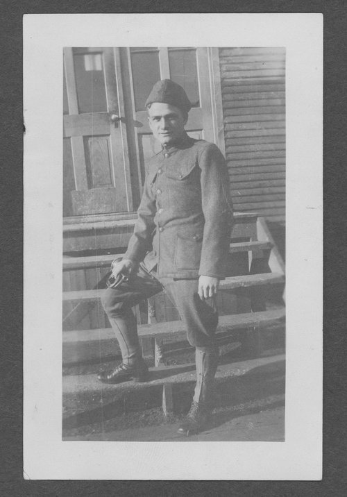 John B. Carr, World War I soldier - Page