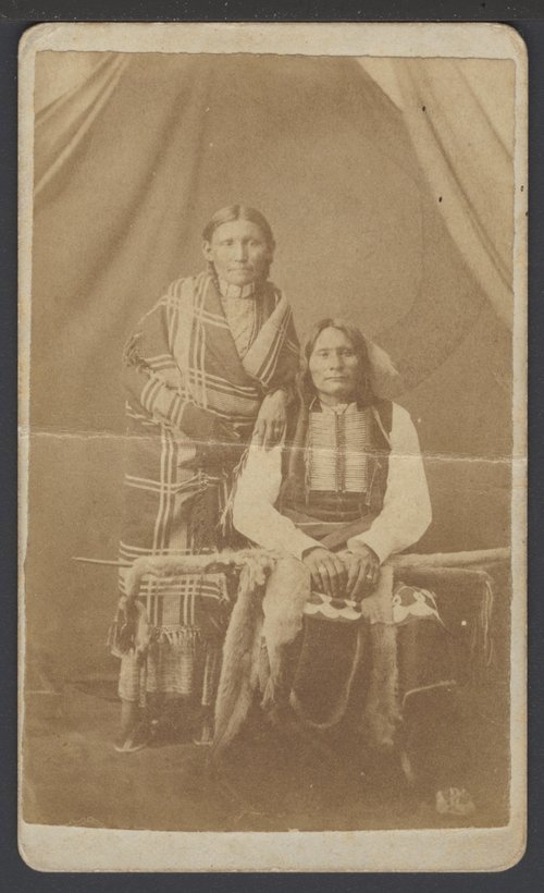Iron Shirt, Cheyenne Chief - Page