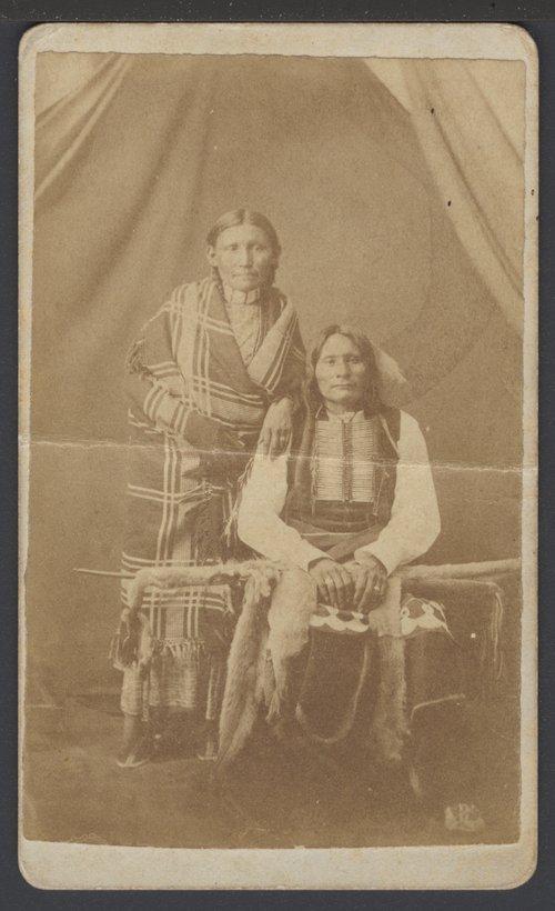 Iron Shirt, Cheyenne Chief - Page