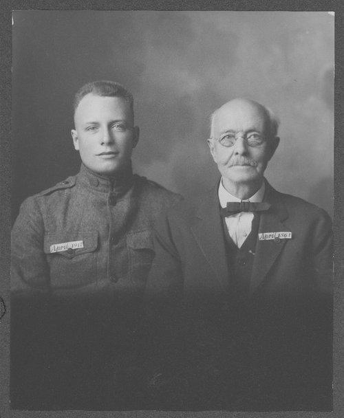 Alexander Heaton Case, World War I soldier - Page