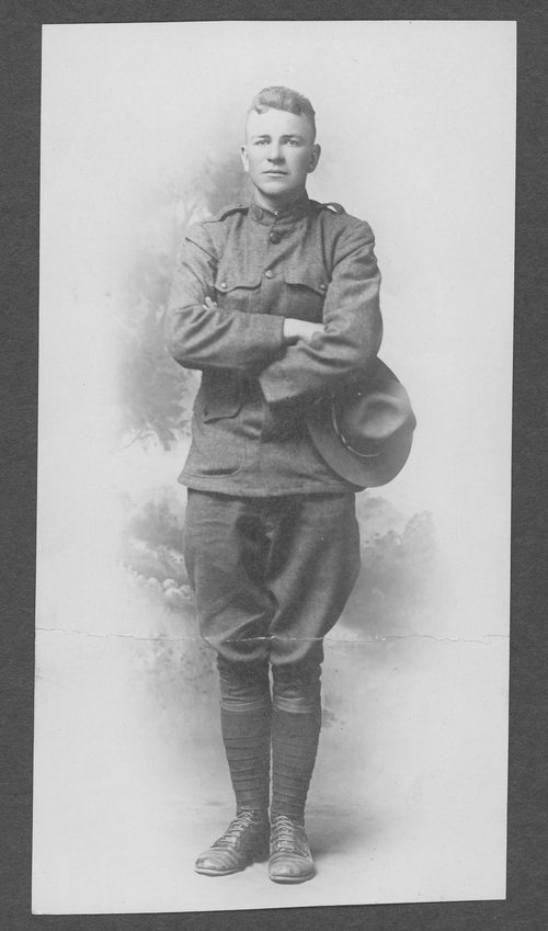 Ernest Leland Cassady, World War I soldier - Page