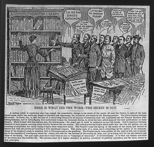 Economic circulating library - Page