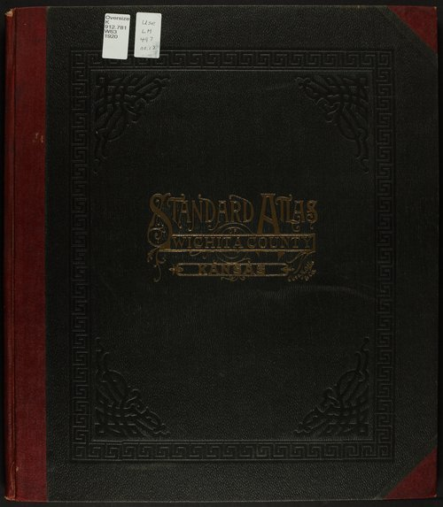 Standard atlas of Wichita County, Kansas - Page