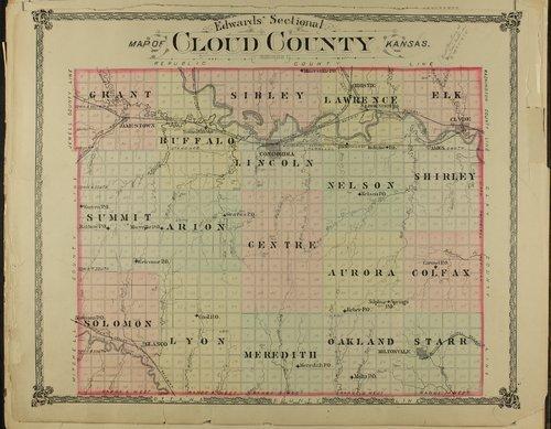 Edward's atlas of Cloud County, Kansas - Page