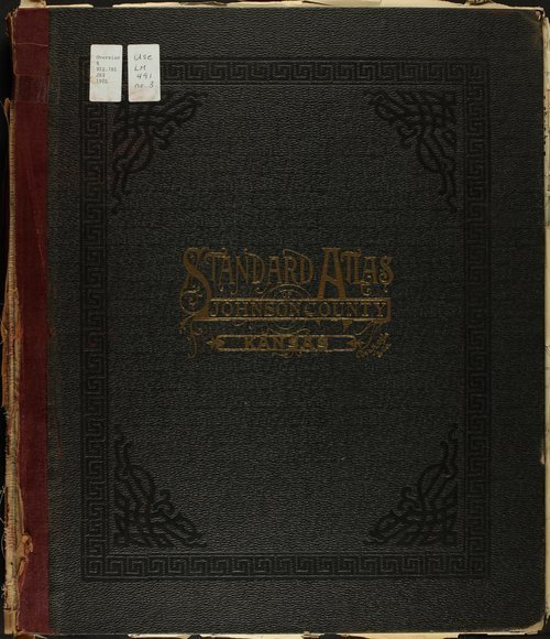 Standard atlas of Johnson County, Kansas - Page