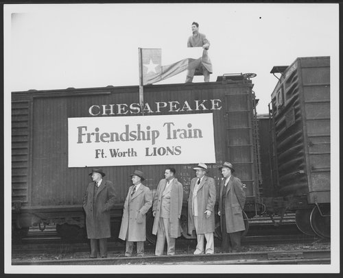 Friendship train, Wichita, Kansas - Page