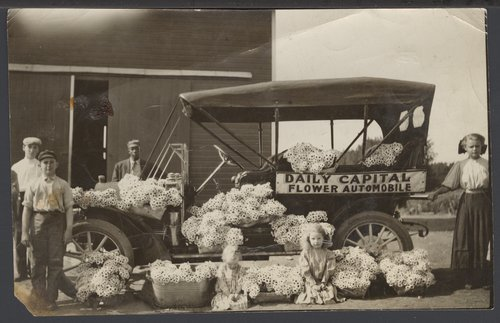 Daily Capital flower automobile, Topeka, Kansas - Page