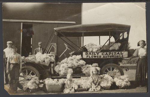 Daily Capital flower automobile, Topeka, Kansas - Page