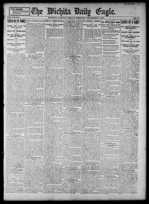 Wichita daily eagle - Page