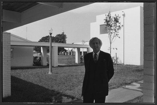 Dr. Roy Menninger on Menninger Clinic West Campus, Topeka, Kansas - Page