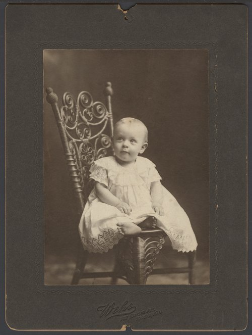 William Claire Menninger, M.D., early portraits - Page