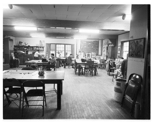 Menninger Clinic Arts and Crafts building, Topeka, Kansas - Page