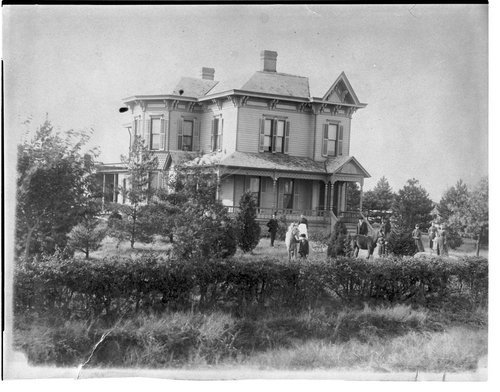 The John Sutherin home in Topeka, Kansas - Page