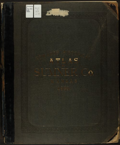 Historical atlas of Sumner County, Kansas - Page