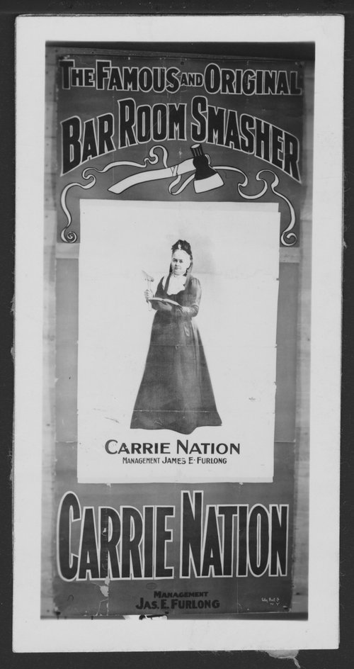 Carry Amelia Nation poster - Page