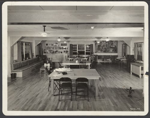 Menninger East Campus Canteen in Topeka, Kansas - Page