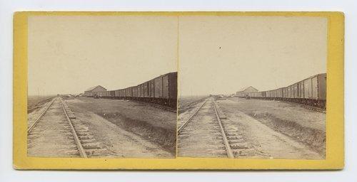 View at Fort Harker, Kansas - Page
