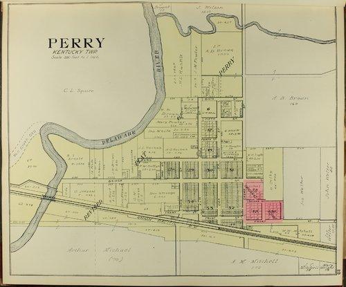 Standard atlas of Jefferson County, Kansas - Page