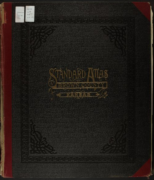 Standard atlas of Brown County, Kansas - Page