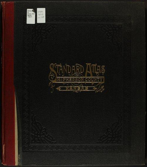 Standard atlas of McPherson County, Kansas - Page