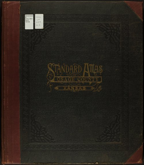 Standard atlas of Osage County, Kansas - Page